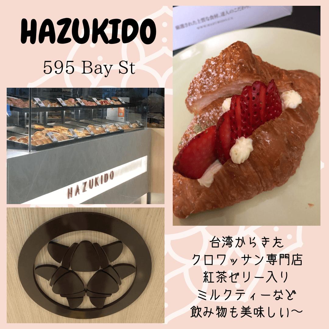 HAZUKIDOの紹介