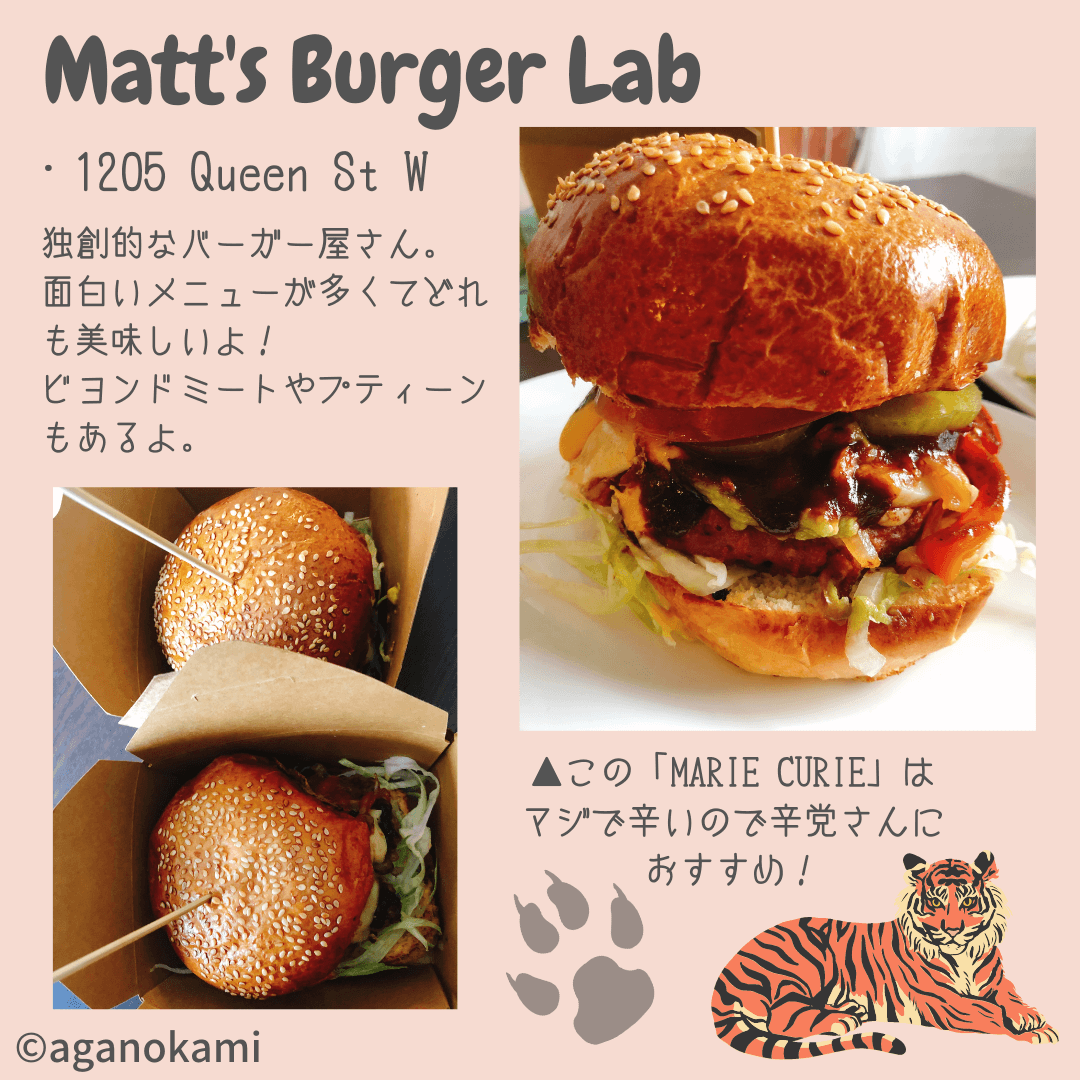 Matt's Barger Labの紹介